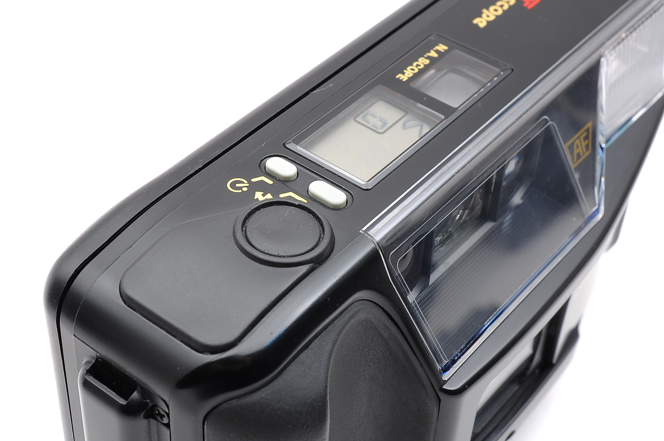 Details about Kyocera T Scope Carl Zeiss T* Tesser 35mm f/2 8 Point & Shoot  Camera -Excellent